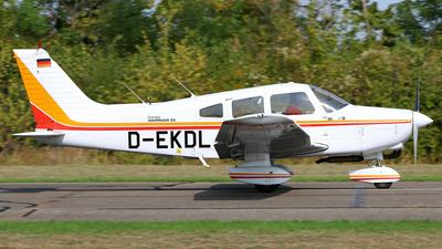 D-EKDL - Piper PA-28-161 Warrior II - Private