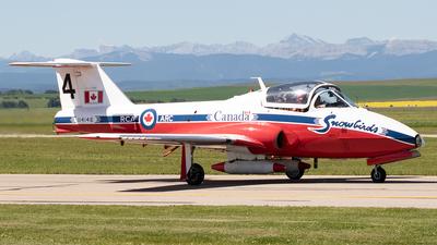 114146 - Canadair CT-114 Tutor - Canada - Royal Canadian Air Force (RCAF)