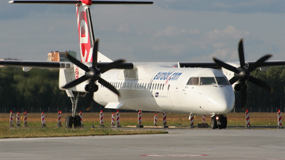 SP-EQA - Bombardier Dash 8-Q402 - LOT Polish Airlines