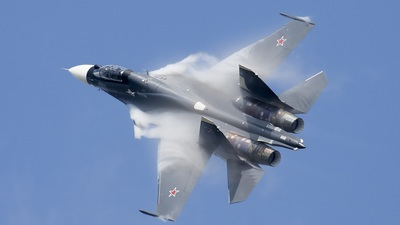 45 - Sukhoi Su-30SM - Russia - Air Force