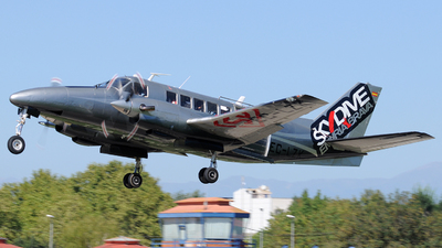 A picture of ECLZK - Beech 99 Airliner - [U46] - © Xevi