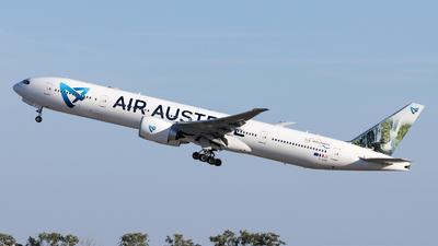 A picture of FOLRE - Boeing 77739M(ER) - Air Austral - © Emmanuel NARGIL