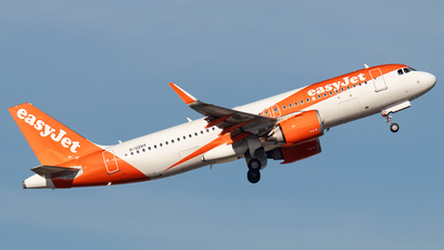 A picture of GUZHY - Airbus A320251N - easyJet - © Rui Sequeira