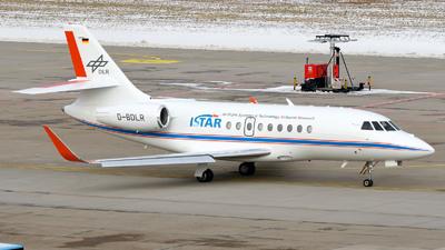 D-BDLR - Dassault Falcon 2000LX - Germany - DLR Flugbetriebe