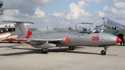 OY-LSD - Aero L-29 Delfin - Private