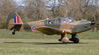 G-ANXR - Percival P-31 Proctor IV - Private