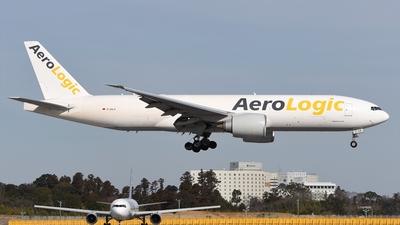 A picture of DAALD - Boeing 777FZN - AeroLogic - © Akihiko Takahashi