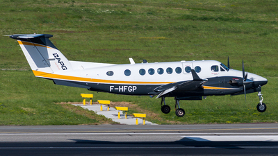 F-HFGP - Beechcraft B300 King Air 350i - APG Airlines