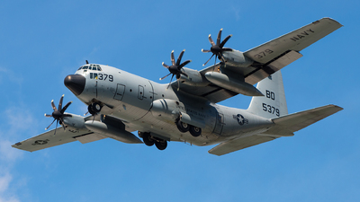 165379 - Lockheed C-130T Hercules - United States - US Navy (USN)