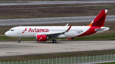 F-WWDH - Airbus A320-251N - Avianca Brasil