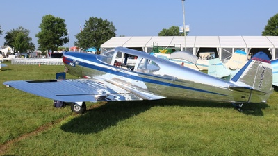 N3849K - Temco GC-1B Swift - Private