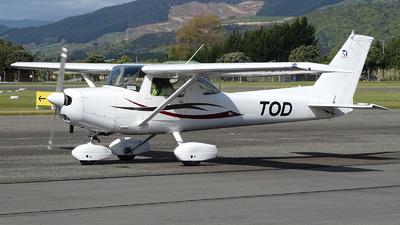 ZK-TOD - Cessna 152 - Air Hawkes Bay