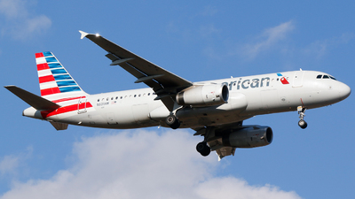N601AW - Airbus A320-232 - American Airlines