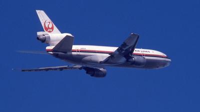 JA8533 - McDonnell Douglas DC-10-40 - Japan Airlines (JAL)
