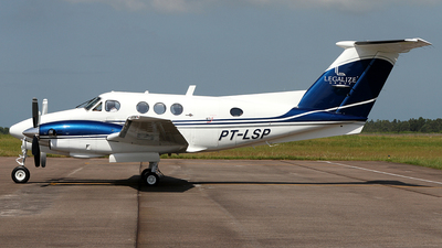 PT-LSP - Beechcraft F90 King Air - Legalise Group