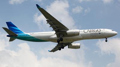A picture of PKGPD - Airbus A330341 - Garuda Indonesia - © Herison Riwu Kore