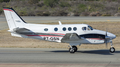 PT-OSN - Beechcraft C90A King Air - Private