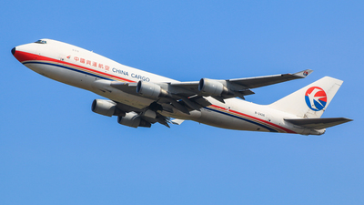 B-2426 - Boeing747-40BF(ER) - China Cargo Airlines