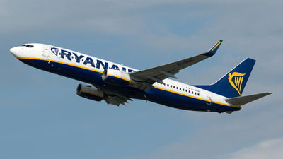 A picture of EIDHS - Boeing 7378AS - Ryanair - © Szabó Imre
