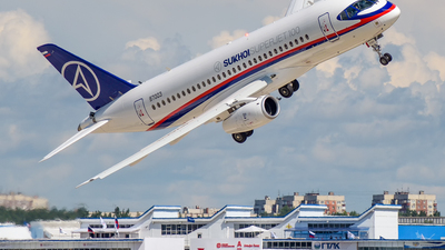 97003 - Sukhoi Superjet 100-95 - Sukhoi Design Bureau