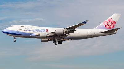 B-18716 - Boeing 747-409F(SCD) - China Airlines Cargo