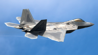 05-4095 - Lockheed Martin F-22A Raptor - United States - US Air Force (USAF)