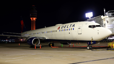 A picture of N865DN - Boeing 737932(ER) - Delta Air Lines - © Agustin Anaya