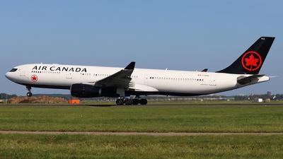 C-GHKC - Airbus A330-343 - Air Canada