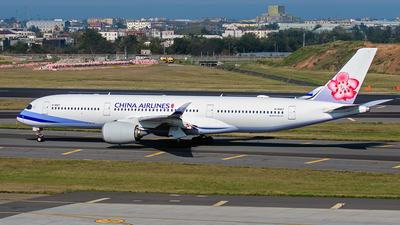 B-18907 - Airbus A350-941 - China Airlines
