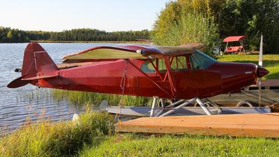 N2958M - Piper PA-12 Super Cruiser - Private