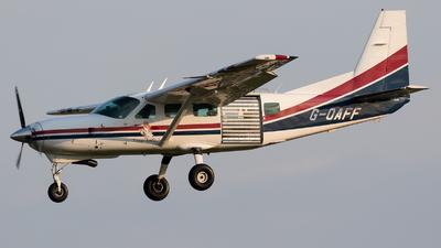 A picture of GOAFF - Cessna 208 Caravan I - [20800415] - © Łukasz Stawiarz