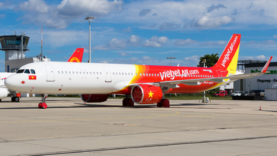D-AVXA - Airbus A321-271N - VietJet Air