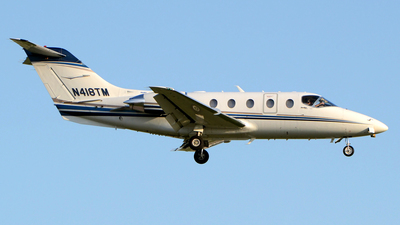 A picture of N418TM - Hawker Beechcraft 400XP - [RK475] - © DJ Reed - OPShots Photo Team