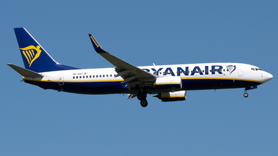 A picture of 9HQBD - Boeing 7378AS - Ryanair - © Timo Duda