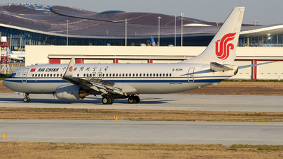 B-5391 - Boeing 737-89L - Air China