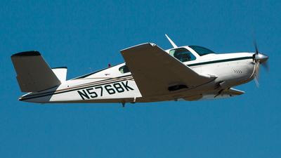 N5768K - Beechcraft S35 Bonanza - Private