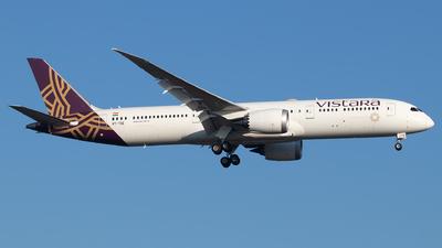 VT-TSE - Boeing 787-9 Dreamliner - Vistara