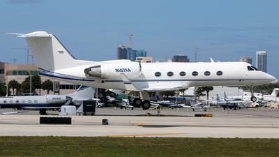 N167AA - Gulfstream G-IV - Private