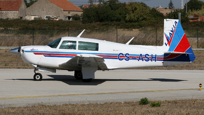 CS-ASH - Mooney M20J-201 - Leávia