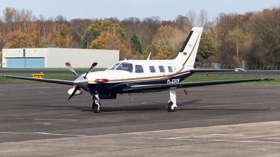 D-EPGW - Piper PA-46-500TP Malibu Meridian - Private