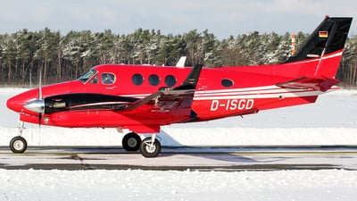 D-ISGD - Beechcraft C90GTi King Air - Private