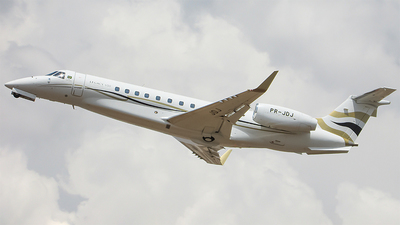 PR-JDJ - Embraer ERJ-135BJ Legacy 650 - Private