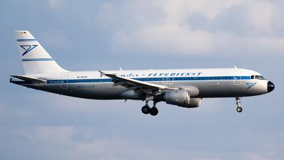 A picture of DAICH - Airbus A320212 - Condor - © Julian Maas