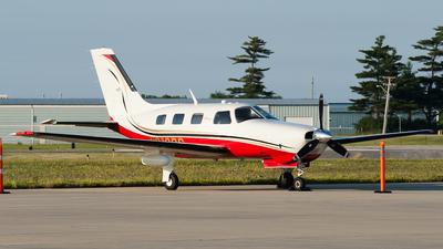N312DS - Piper PA-46-350P Malibu Mirage - Private
