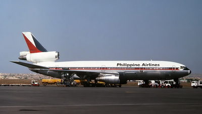PH-DTK - McDonnell Douglas DC-10-30 - Philippine Airlines