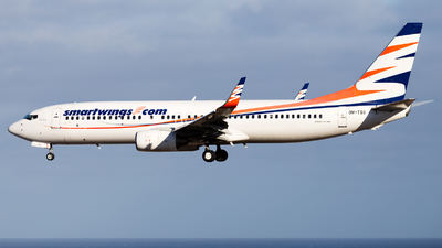 A picture of OMTSG - Boeing 73782R - Smartwings - © Román A. Pérez