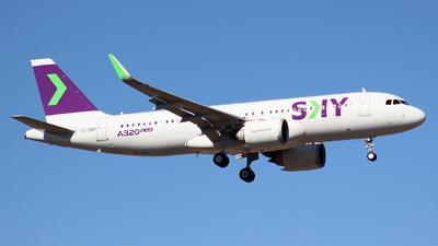 CC-DBD - Airbus A320-251N - Sky Airlines