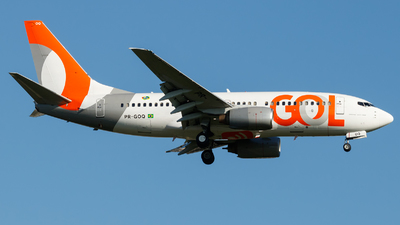 A picture of PRGOQ - Boeing 73776N - GOL Linhas Aereas - © Antonio Carlos Carvalho Jr.
