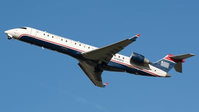 N709PS - Bombardier CRJ-701ER - US Airways Express (PSA Airlines)
