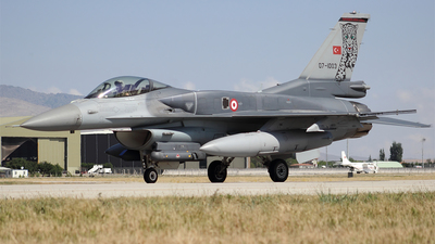07-1003 - Lockheed Martin F-16C Fighting Falcon - Turkey - Air Force